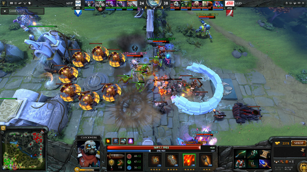 Dota 2 - Overview of the eSports Game Features | EGB com