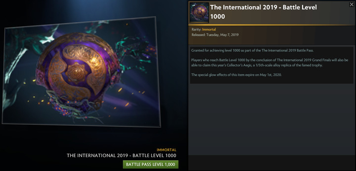 How to get 1000 levels for The International Battle Pass