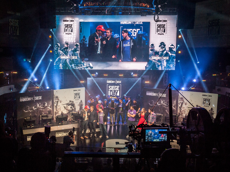 Rainbow Six Siege: The Complete eSports Game Overview