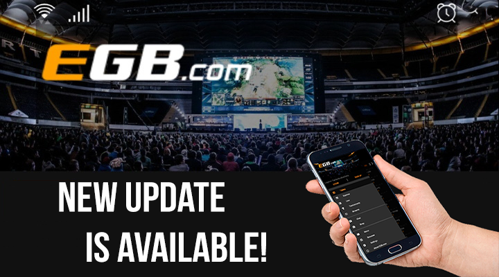 We have a new update for mobile devices!
